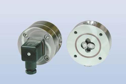 Ovalrad-Durchflussmesser / für Flüssigkeiten / Inline