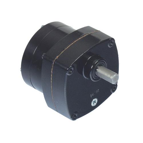 Schneckenzahnrad-Getriebe / mit rechtsseitiger Verzahnung / parallel / mit geringem Spiel
