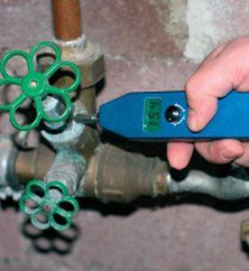 Wasserleckdetektor / mit Kopfhörer / kompakt / tragbar