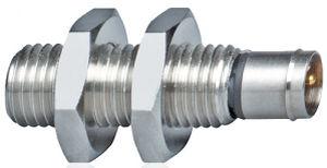 Hall-Effekt-Näherungssensor / zylinderförmig / IP67 / analog