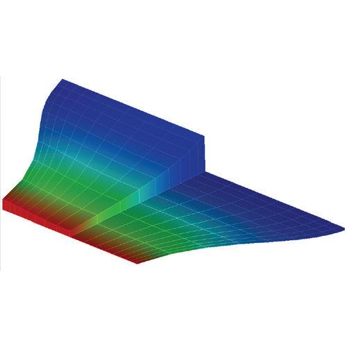 Software / Simulations für Strömungsmechanik / Wärmetransfer-Simulation
