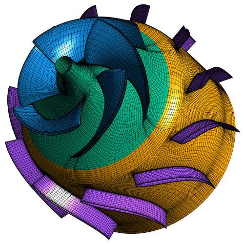 CF Software / für Turbomaschinen / für Rotationsmaschinen