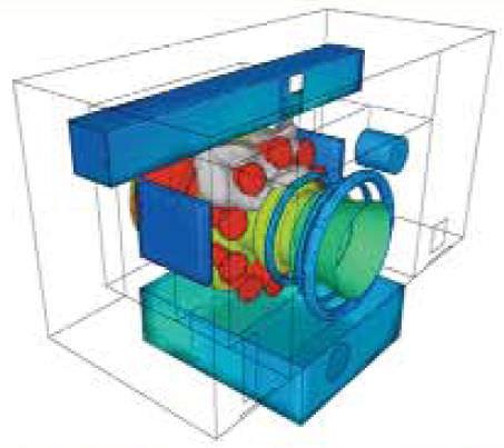 Software für Projektentwicklung / Analyse / für Turbomaschinen