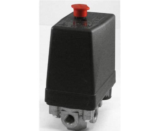 Druckschalter für Luft / mechanisch / Hochsicherheit