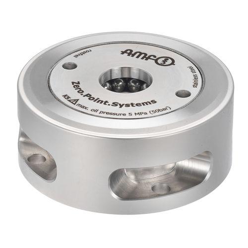 Nullpunkt-Spannzylinder / Tisch - ANDREAS MAIER GmbH & Co. KG (AMF)