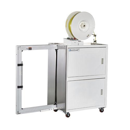 automatische Umreifungsmaschine / für Produktionsanlage / Paletten / mobil