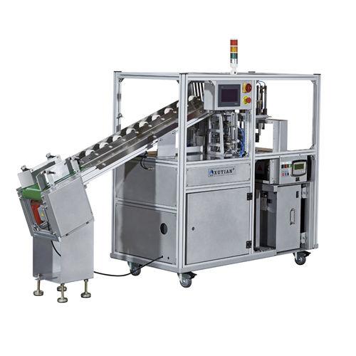 automatische Banderoliermaschine