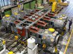 Kolbenkompressor / Erdgas / stationär / elektrisch