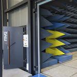 Schiebetürensystem / für den Innenbereich / Zugang / automatisch