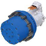 Getriebe mit Planetenbewegung / kompakt / robust / 3-stufig