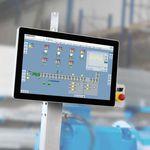 Kontrollsystem zur Überwachung / digital / Maschinen / automatisch
