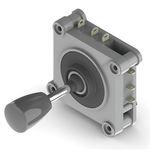 kompakte Joystick / für Videoüberwachungsanwendung / für Hilfetechnologie / für Fernbedienung