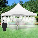 Sprühnebel-Zelt