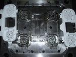 Spritzgießen / sortenreines Material / Mehrkomponenten / Thermoplast / ABS