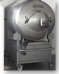 Vakuum-Fleischtumbler / mit Kühlsystem