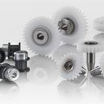 kundenspezifisches Getriebe / Kunststoff