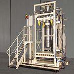 IBC-Abfüllanlage / für Schüttgut / vollautomatisch / Gewicht