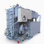 Öl-Rückkühler / Gas / für Industrieanwendungen / Absorption