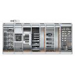 Schaltanlage für Verteiler / Niederspannung