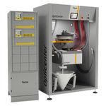 automatischer Pulverbeschichtungsmaschine