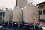 Aktivkohlefilteranlage / für Wasser