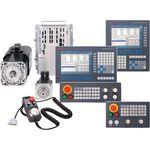 Digitalsteuerung für Fräsmaschinen / für Schleifmaschine / Mehrachsen / kompakt