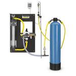 Aktivkohlefilteranlage / Abwasser