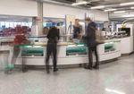 Kontrollsystem für Flughäfen