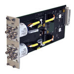 SPDT-Schalter / Mikrowellen / plug-in / Standard