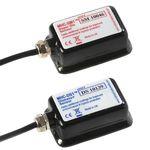 Überwachungs-Schallsensor / Frequenz