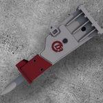 hydraulischer Presslufthammer