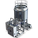 Karbonator zur Herstellung von kohlensäurehaltigen Getränken