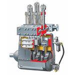 Alternativfunktions-Pumpe / für Gas / Öl / für Chemikalien