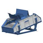 Magnetplattenabscheider / Abfall / für Mülltrennung