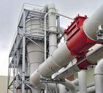 pneumatischer Industriesauger / Sicherheit / Zyklon