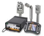 Inspektionskamera / Farb / digital / tragbar
