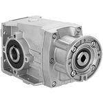 Hypoidgetriebe / Schneckenzahnrad / Winkel / 50 - 100 Nm
