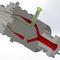 Extrusionskopf für das Coextrusion / Schläuche / Mehrschicht / Einlagen