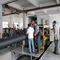 Extrusionsanlage für doppelwandige Wellrohre / Rohr / für PP / für HDPE