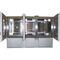 Thermoschock-Prüfkammer / Umwelt / Environmental Stress Screening / mit großen Abmessungen