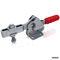 horizontaler Schnellspanner / mit Wippe / verzinkter Stahl