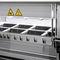 linearer Schalensiegler / automatisch / für die Lebensmittelindustrie / Hochgeschwindigkeit