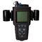 tragbares Leitfähigkeitsmessgerät / mit LCD-Display / wasserdicht / mit Datenlogger