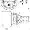 zweipolige Steckdose / CEE / Mit Erdung