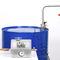 Membran-Vakuumpumpe / geschmiert / einstufig / für Lösungsmittel