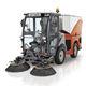 Straßenkehrmaschine / Diesel / kompakt / Vielzweck