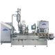 Abfüll- und Verpackungsmaschine / mit Kartonierung / für Lebensmittel