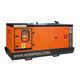 3-Phasen-Stromaggregat / Diesel / transportierbar / 60 Hz