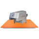 Zerkleinerungsmaschine für Tiefkühlfleisch / Gefrierblock