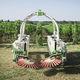 Roboter zur Unkrautvernichtung